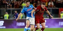 Napoli fica no 0 a 0 com a Roma, mas segue invicto e retoma liderança do Italiano